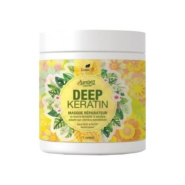 LISSA'Ô 250ML Deep Keratin Mask