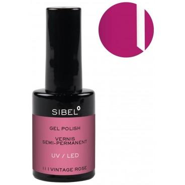 Vernis semi-permanent n°12 Cosmo Queen Sibel 14ML