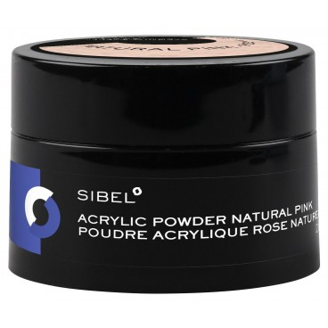 Poudre acrylique Natural Pink Sibel 20g