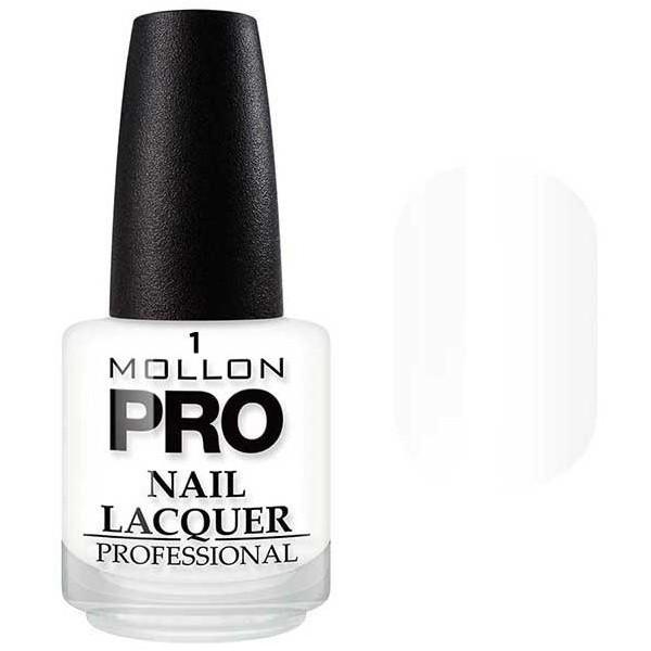 Mollon Pro Pure White - 01 Classic Varnish 15 ml