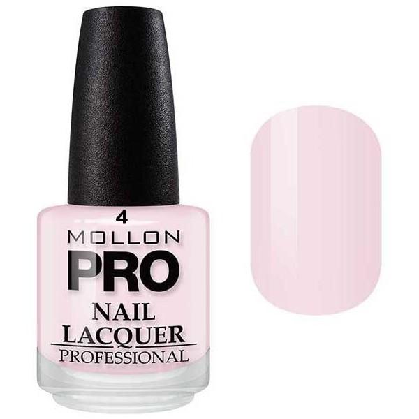 Klassische Lack 15 ml Mollon Pro Pink Diamond - 04