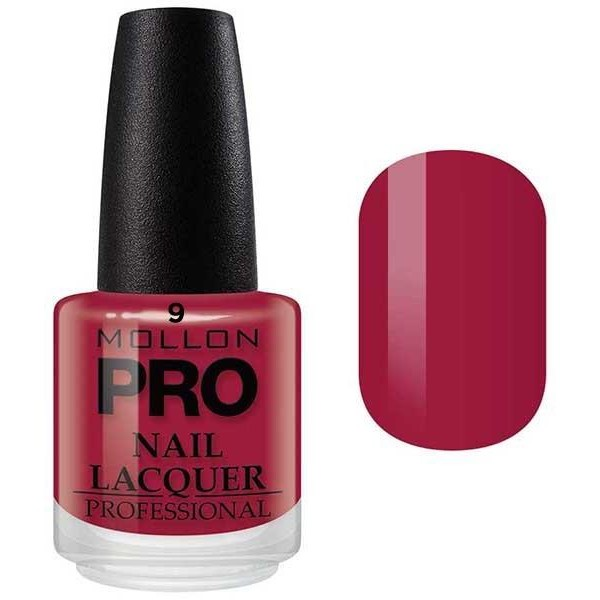 Klassische Lack 15 ml Mollon Pro Red Flamenco - 09