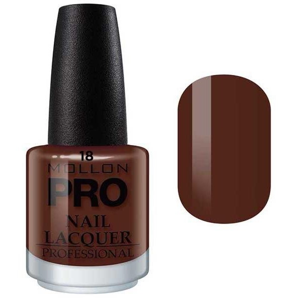 lacca Classic 15 ml Mollon Pro Strong Mocca - 18