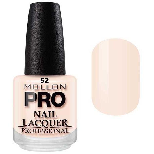 Klassische Lack 15 ml Mollon Pro Tickled Pink - 52