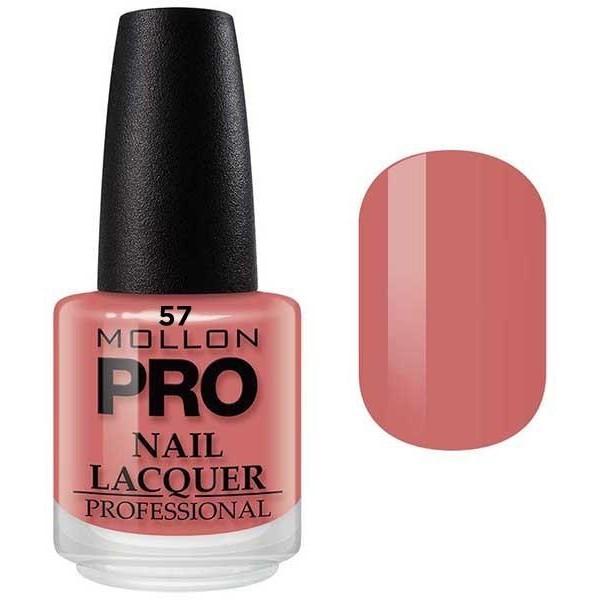 Varnish Classic 15 ml Mollon Pro Pink Mocha - 57