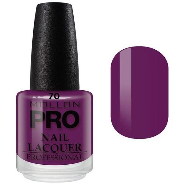 Klassische Lack 15 ml Mollon Pro Purple Sage - 70