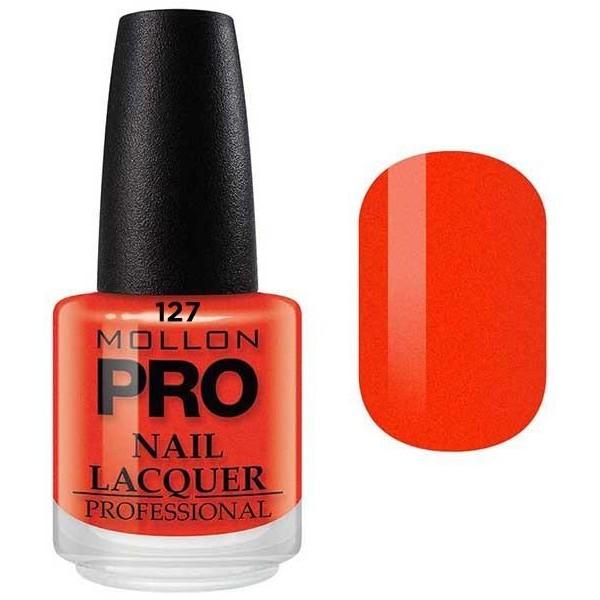Klassische Lack 15 ml Mollon Pro Orange Slices - 127