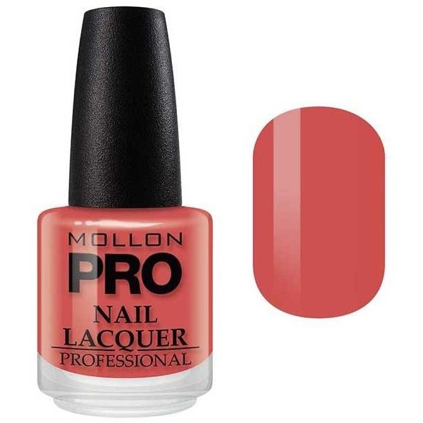 Classic Varnish 15 ml Mollon Pro Coral Dust - 130