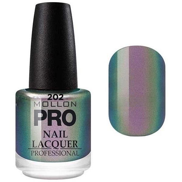 Klassische Lack 15 ml Mollon Pro Blue Dream - 202