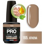 Hybrid Care Mollon Pro Semi-permanent Varnish 15ml (By Color)