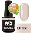 Semi-permanent Hybrid Care Mollon Pro Varnish 15ml Themis - 166