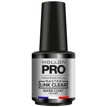 Base coat semi-permanent Master Link Mollon Pro 12ML