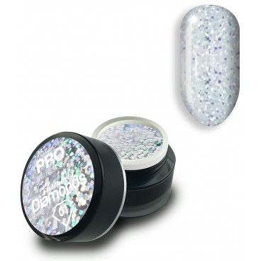 Gel holographique Shimmer Diamonds n°1 Mollon Pro