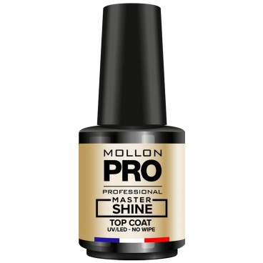 Top coat Master Shine No wipe Mollon Pro 12ML
