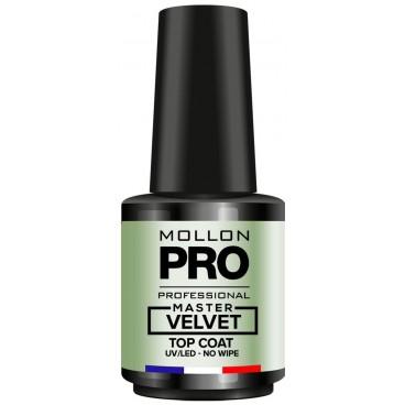 Top coat Master Velvet No wipe Mollon Pro 12ML