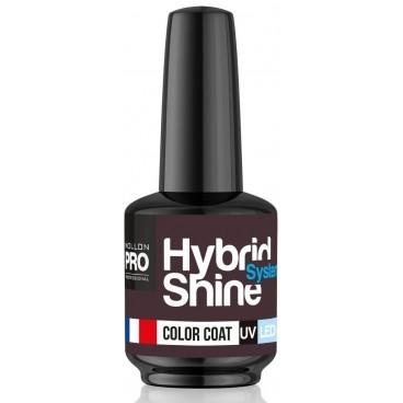 Mini vernis semi-permanent Hybrid Shine n°325 Kyoto Mollon Pro 8ML