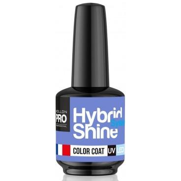 Mini vernis semi-permanent Hybrid Shine n°327 Sapphire Mollon Pro 8ML
