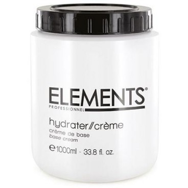 Image of Elementi base crema idratante - 1000 ML