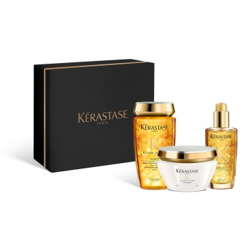 Coffret d'exception Elixir Ultime Kérastase