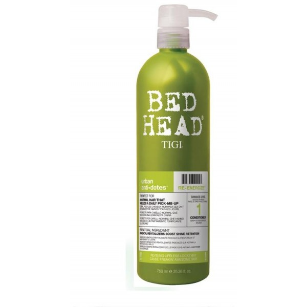 Tigi Bed Head Conditionner Ré Energize 750 ML