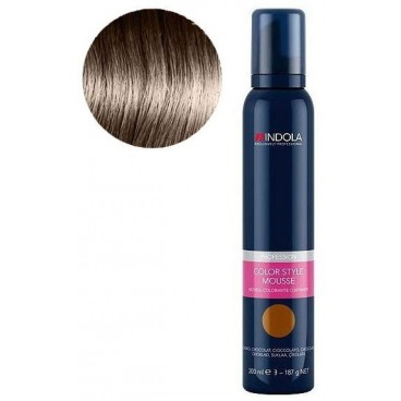 Indola - Color style mousse - Cioccolata -