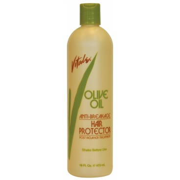 Soin post défrisage anti-casse Anti-breakage Vitale Olive Oil 473ML