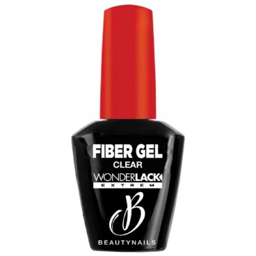 Base & builder clear Fiber Gel Beauty Nails 12ML