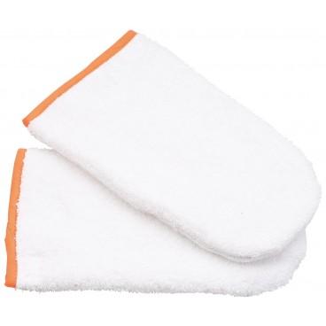 Gants en tissu éponge Sibel