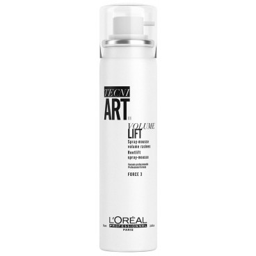 Spray mousse Tecni Art Volume Lift 250 ML