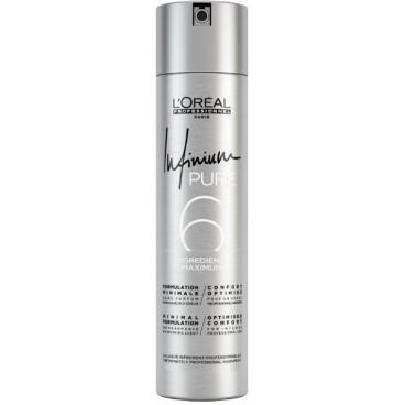 Laque Infinium Pure Strong L'Oréal Professionnel 300 ML
