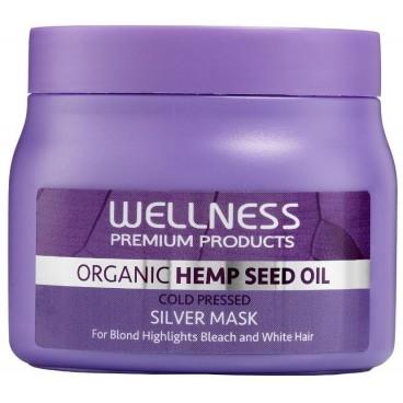 Masque silver Platinum Wellness 500ML