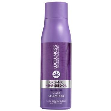 Shampooing silver Platinum Wellness 500ML