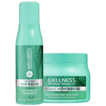 Duo shampooing & conditionneur Hydration Wellness