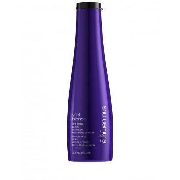 Shampoing violet anti mauvais-reflets Yubi Blonde Shu Uemura 300ML