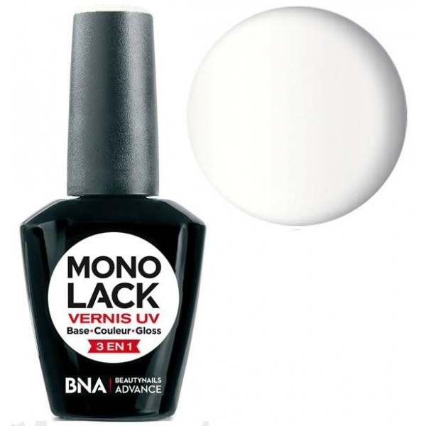 Beautynails Monolack 001 - White