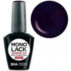 Beautynails Monolack 008 - Blaubeere