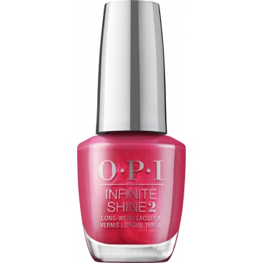 OPI Vernis Infinite Shine 15 Minutes of Flame - Hollywood 15ML