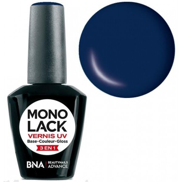 Beautynails Monolack 016 - Denim
