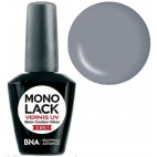 Beautynails Monolack 038- Stahlgrau