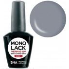 Beautynails Monolack 038- Steel Grey
