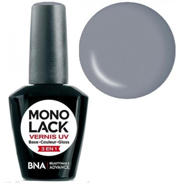 Beautynails Monolack 038- acero gris