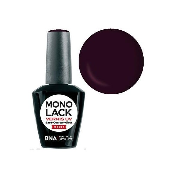 Beautynails Monolack 047 - Black Cherry