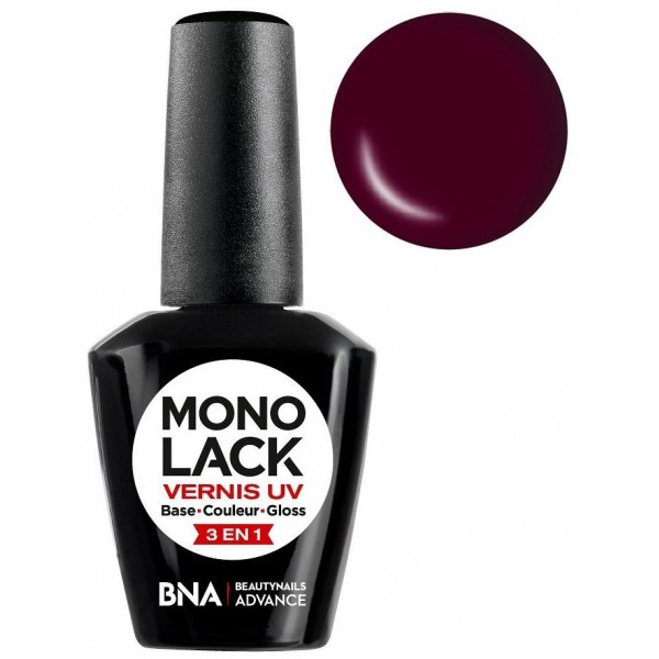 Beautynails Monolack 059 - Red éxtasis