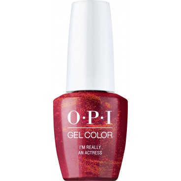 OPI Gel Color Collection Hollywood - I'm Really an Actress 15ML