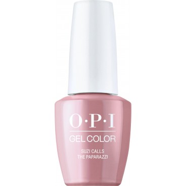 OPI Gel Color Collection Hollywood- Suzi Calls the Paparazzi 15ML