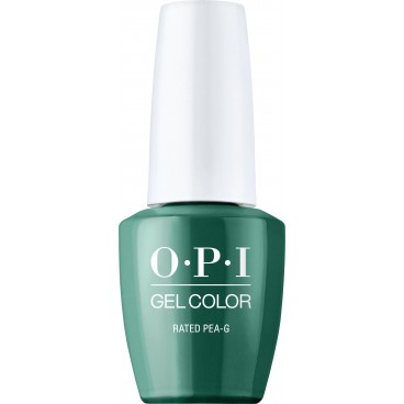 OPI Gel Color Collection Glitters - Rated Pea-G 15ML