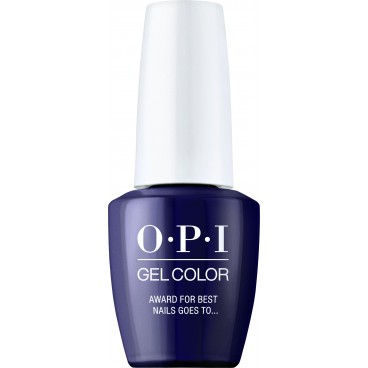 OPI Gel Color Collection Glitters - Award for Best Nails goes to… 15ML