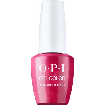 OPI Gel Color Collection Glitters - 15 Minutes of Flame 15ML