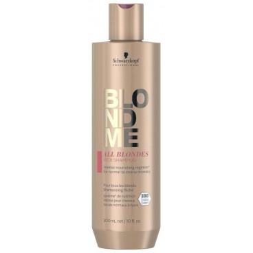 Shampooing riche BlondMe Schwarzkopf 300ML