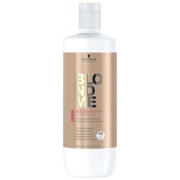 Shampooing riche BlondMe Schwarzkopf 1L